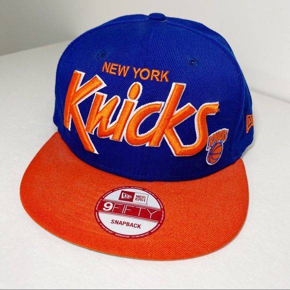 9fifty Other - 9Fifty New York Knicks NBA SnapBack Hat